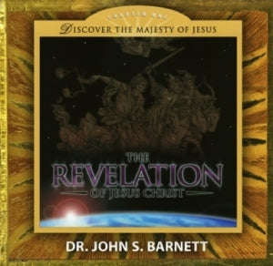 Revelation Chapter 1: Discover the Majesty of Jesus (MP3 CD)