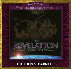 Revelation Chapter 2&3: Discover the Message of Jesus (MP3 CD)