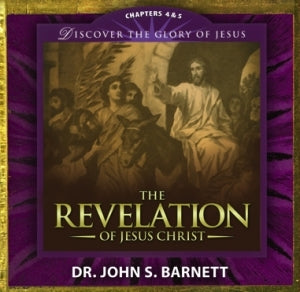 Revelation Chapter 4&5: Discover the Glory of Jesus (MP3 CD)
