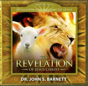 Revelation Chapter 10-15: Discover the Mystery of Jesus (MP3 CD)