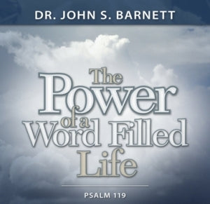 PSALM 119: The Power of a Word Filled Life (MP3 CD)