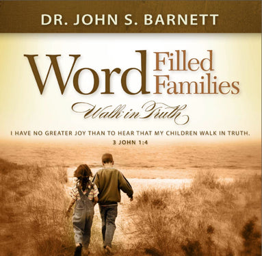 Word Filled Families Walk In Truth (MP3 CD)