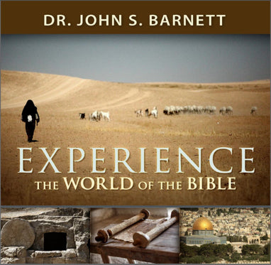 Experience the World of the Bible (MP3 CD)