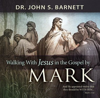 Walking With Jesus In the Gospel by Mark (MP3 CD)