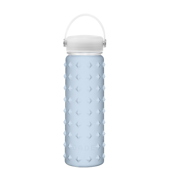 GLASS BOTTLE 20oz (SKY BLUE)