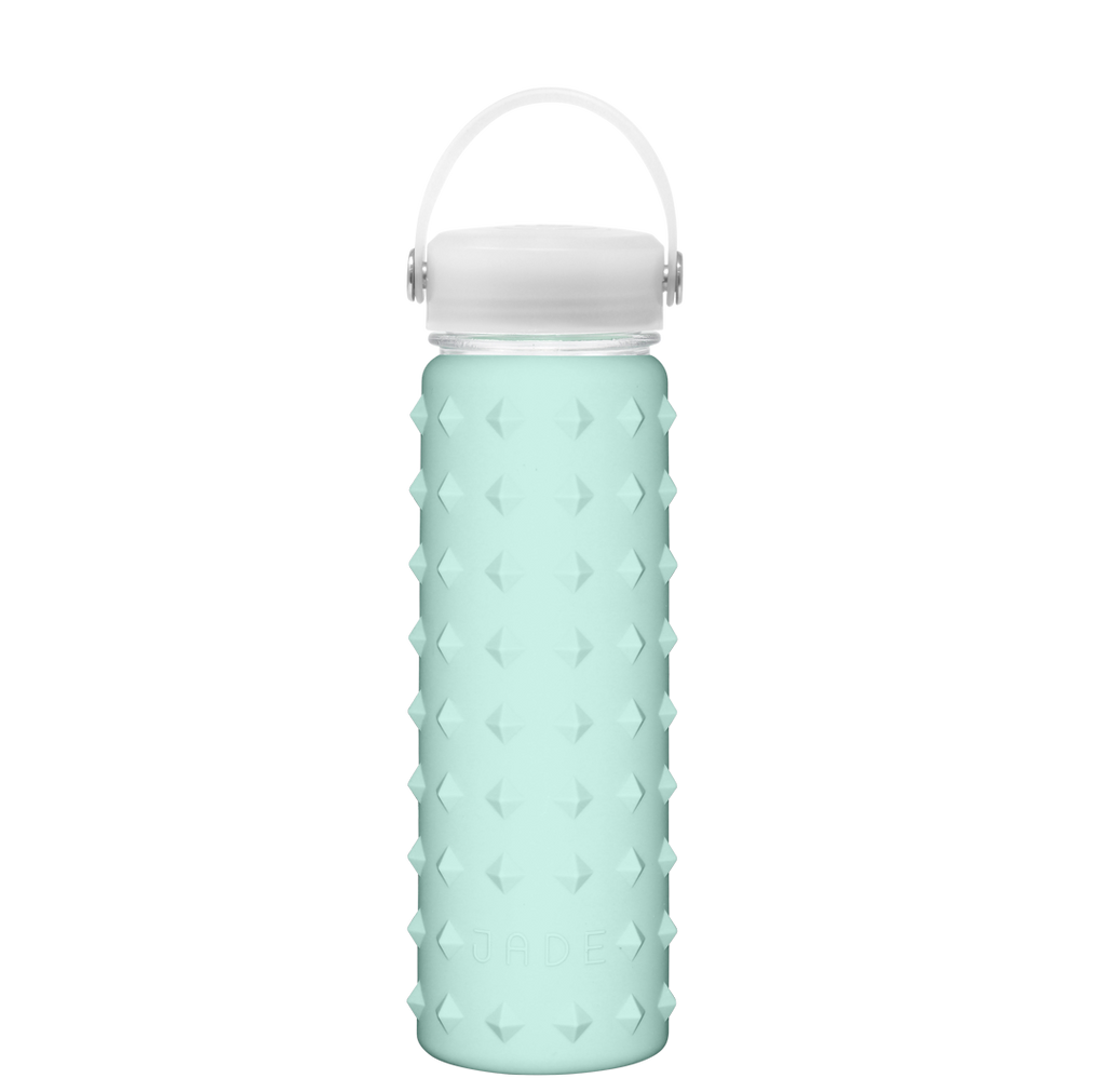 GLASS BOTTLE 20oz (MINT GREEN)