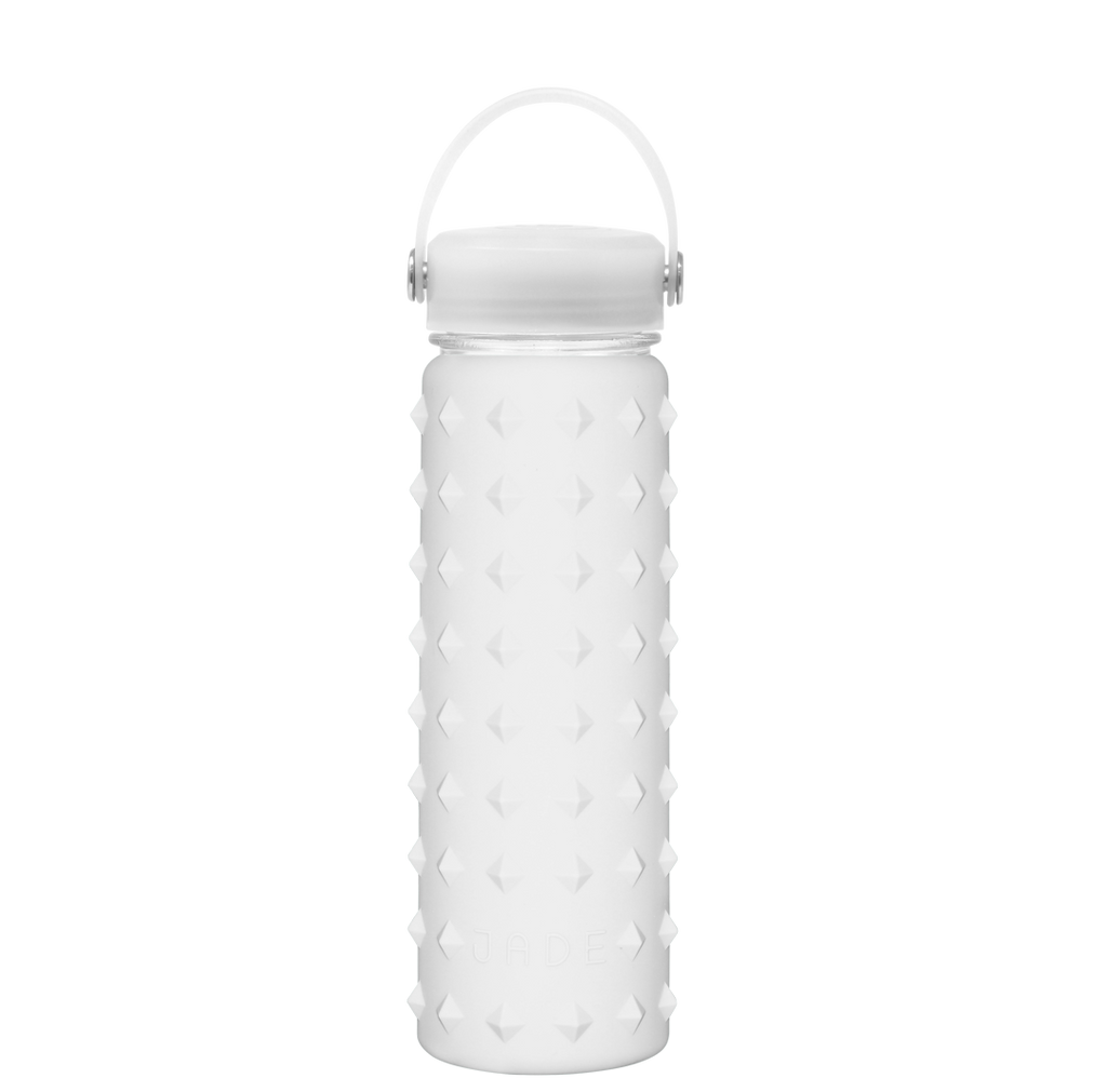 GLASS BOTTLE 20oz (SNOW WHITE)