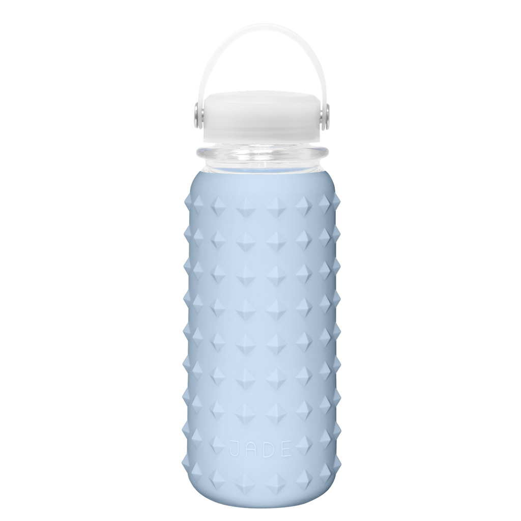 GLASS BOTTLE 30oz (SKY BLUE)
