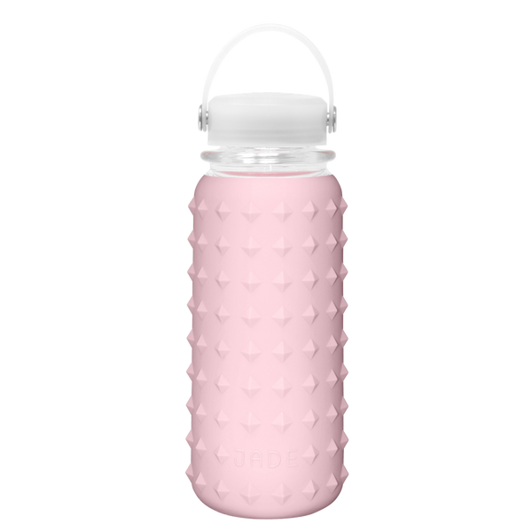 GLASS BOTTLE 30oz (BLOSSOM PINK)