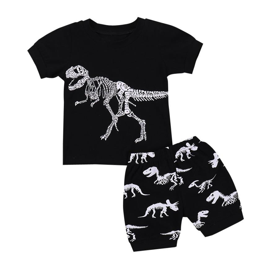 T-Rex T-Shirt Set