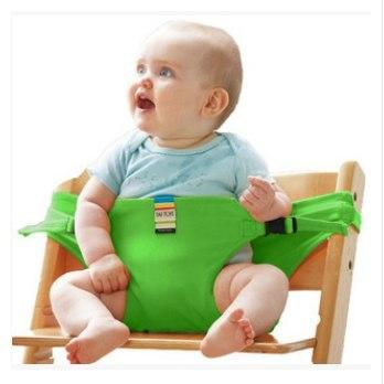 Safety Attachment For Chairs/Lap Feeding