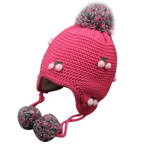 Cherry Cheeks Winter Hat