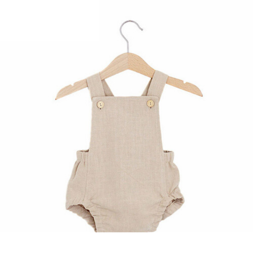 Cotton Newborn Romper