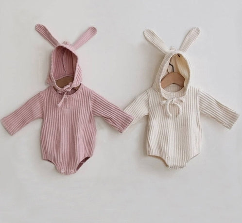 Animal Baby Romper Set