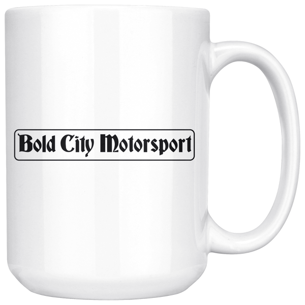 Bold City Motorsport Mug