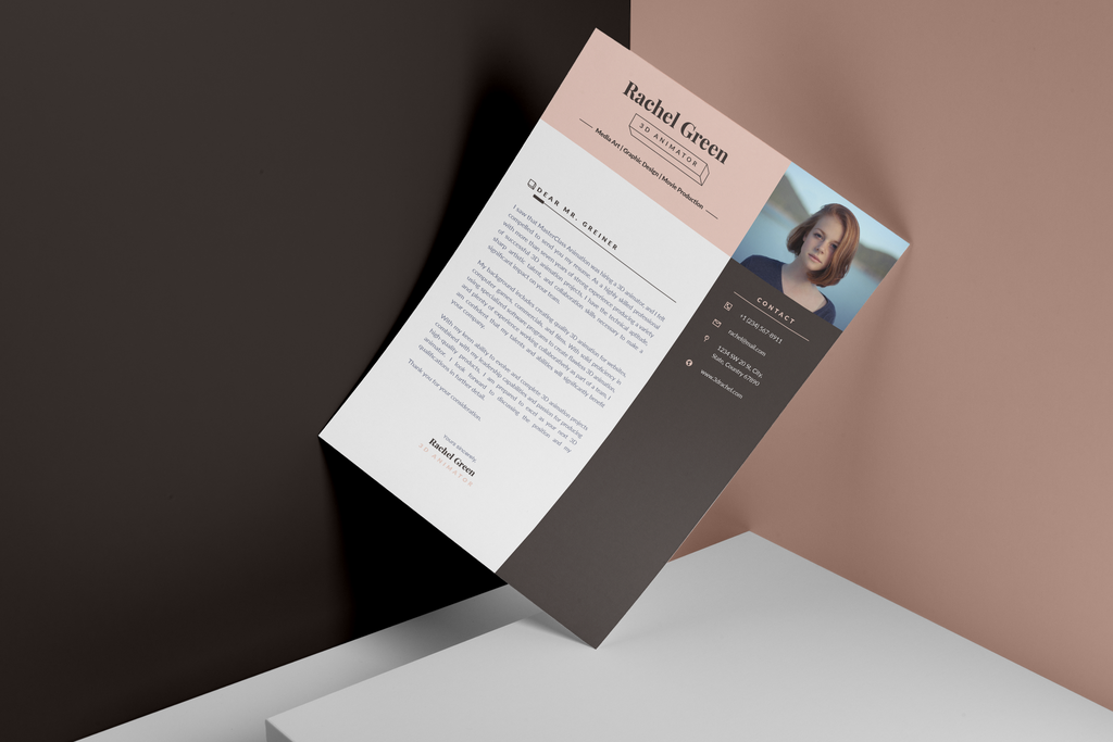 Ella Resume + Cover Letter Template