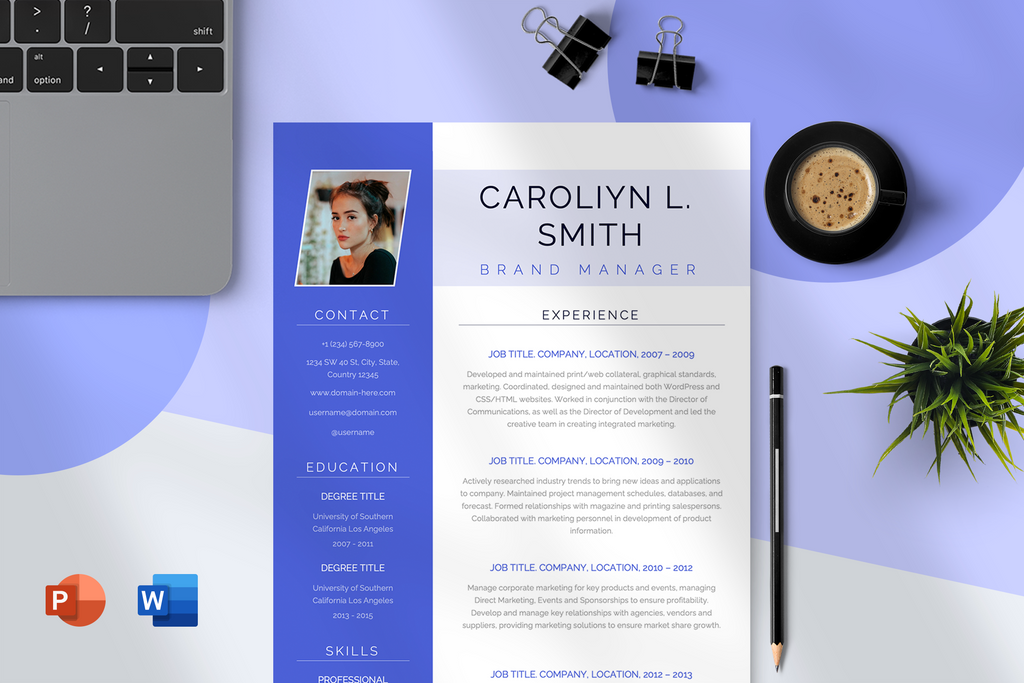 Nora - Resume Template