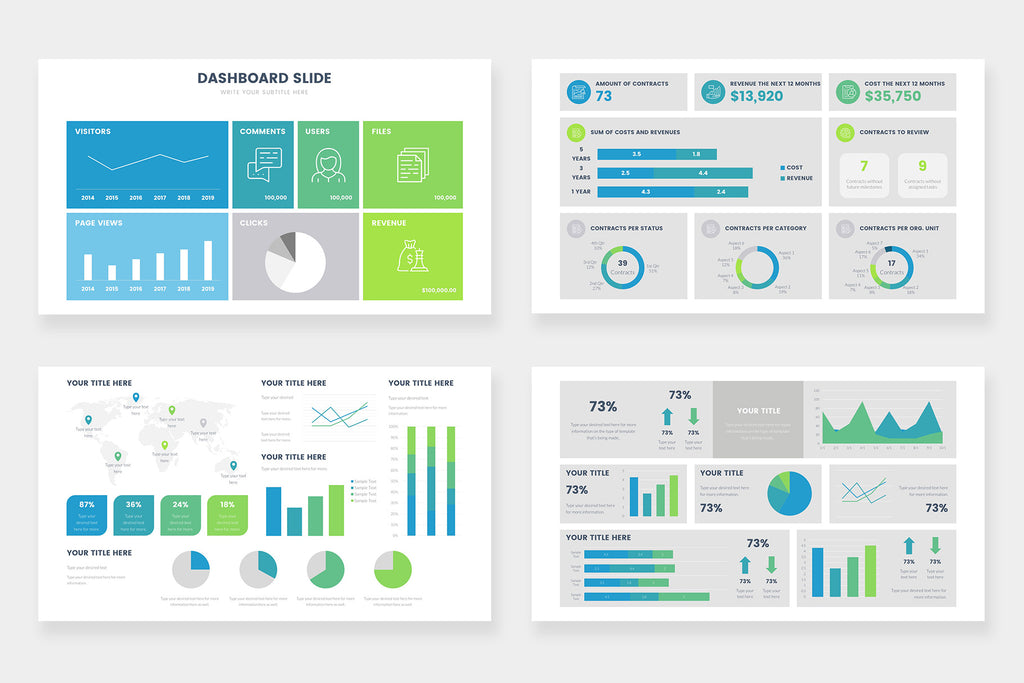 Dashboard Infographics