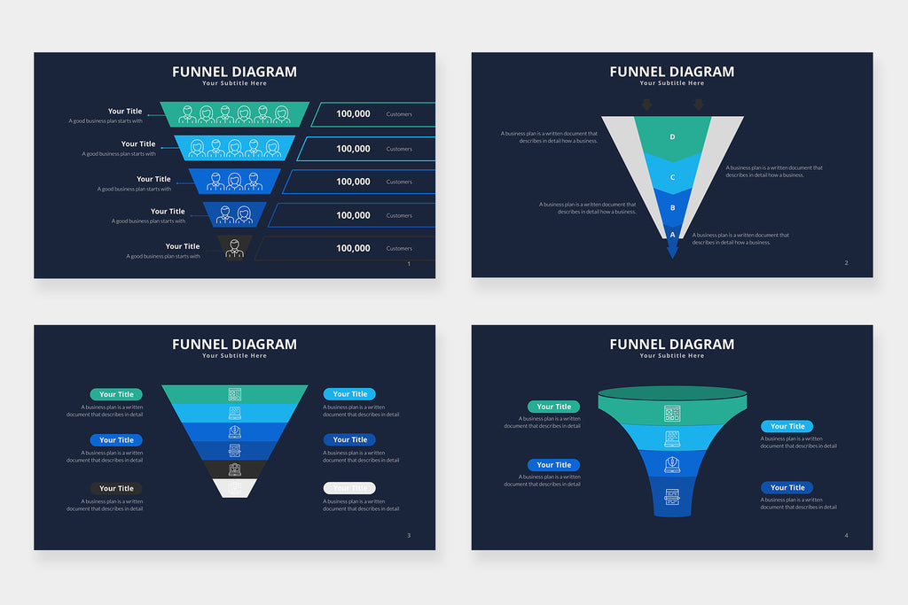 Funnel Infographics