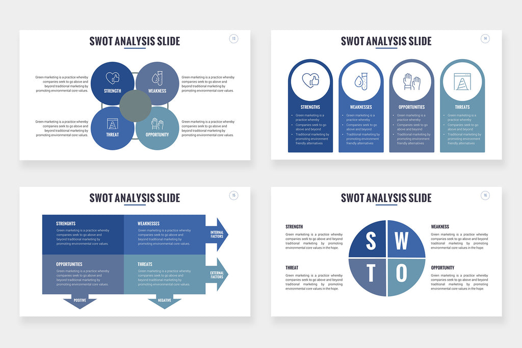 SWOT Analysis Infographics