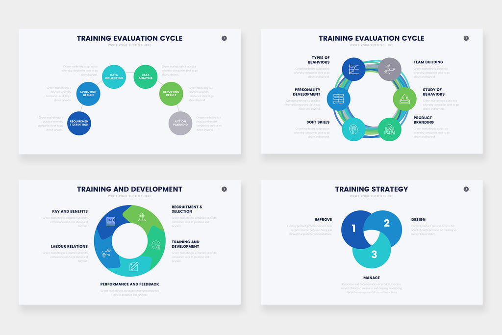 Training  Infographics