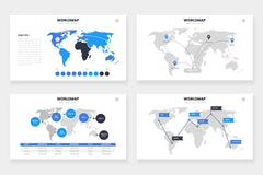 Worldmap Infographics