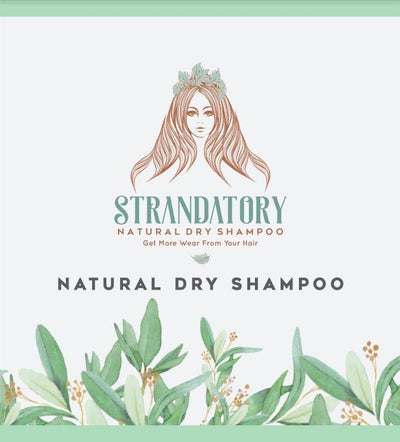 Pack of 3 - Natural Dry Shampoo - Strandatory | Natural Dry Shampoo