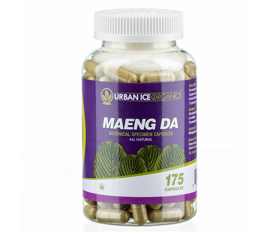 Urban Ice Organics - Maeng Da 175ct