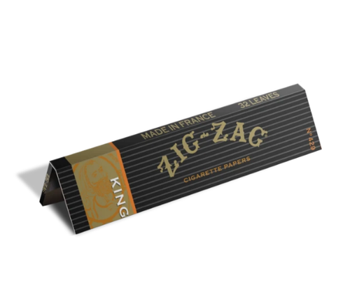 ZIG ZAG ROLLING PAPER - KING SIZE