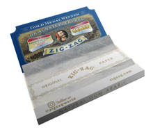 Load image into Gallery viewer, ZIG ZAG ROLLING PAPER - ORIGINAL WHITE