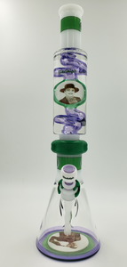 ILLADELPH X MATT McLAMB CUSTOM JOKER FLOWER TUBE