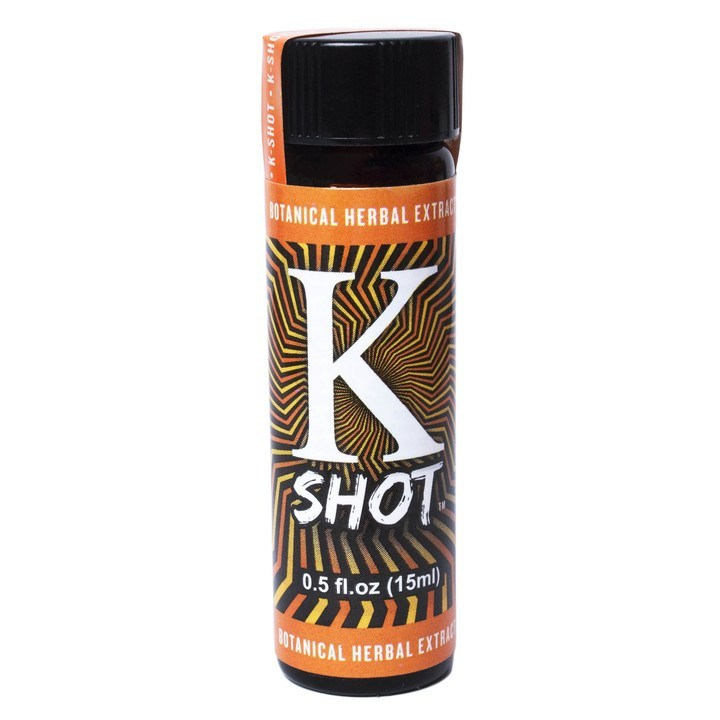 K SHOT Extract Oil
