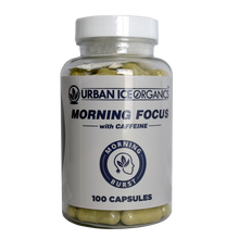 Load image into Gallery viewer, Urban Ice Organics Morning Focus Blend Kratom