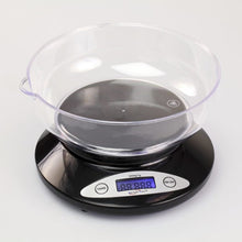 Load image into Gallery viewer, WeighMax Digital Kitchen Scale - W-2810-2KG / Black