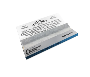 ZIG ZAG ROLLING PAPER - ULTRA THIN 1 1/4""
