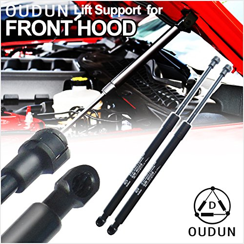 2PCS 4162 Front Hood Gas Lift Supports Shocks Strut For Nissan Maxima 2004-2008