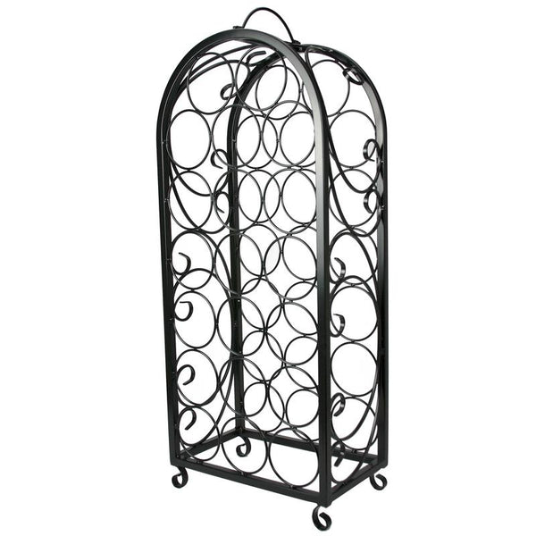 20 Bottle Wine Cage
