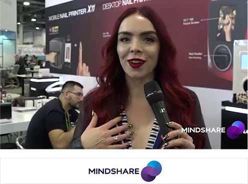 Mindshare North America:O2NAILS is Big Change of Beauty Category