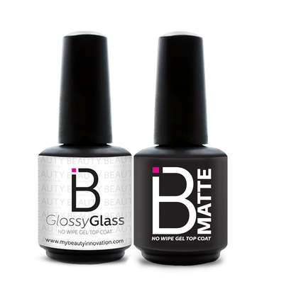 Perfect DUO: TOP COAT Glossy + Matte