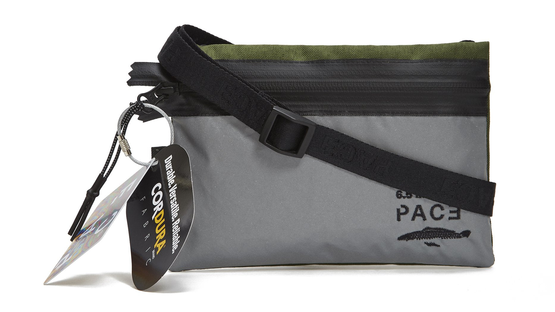 POCKET BAG REFLETIVA CORDURA® MILITARY GREEN