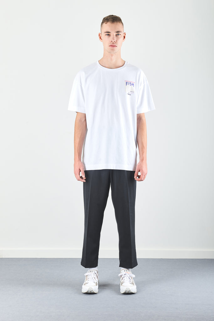MRBSH4 T-SHIRT WHITE
