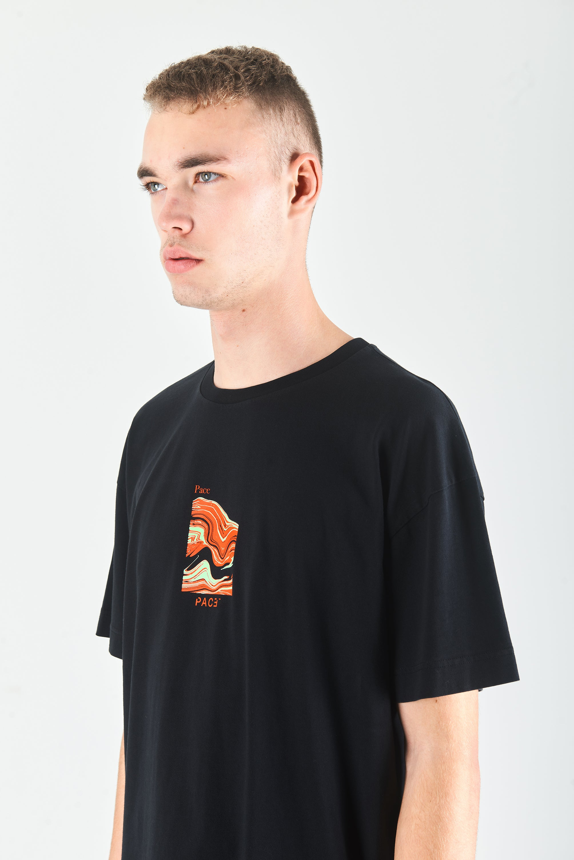 MRBSH1 T-SHIRT BLACK