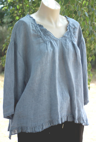 Dakota Linen Top