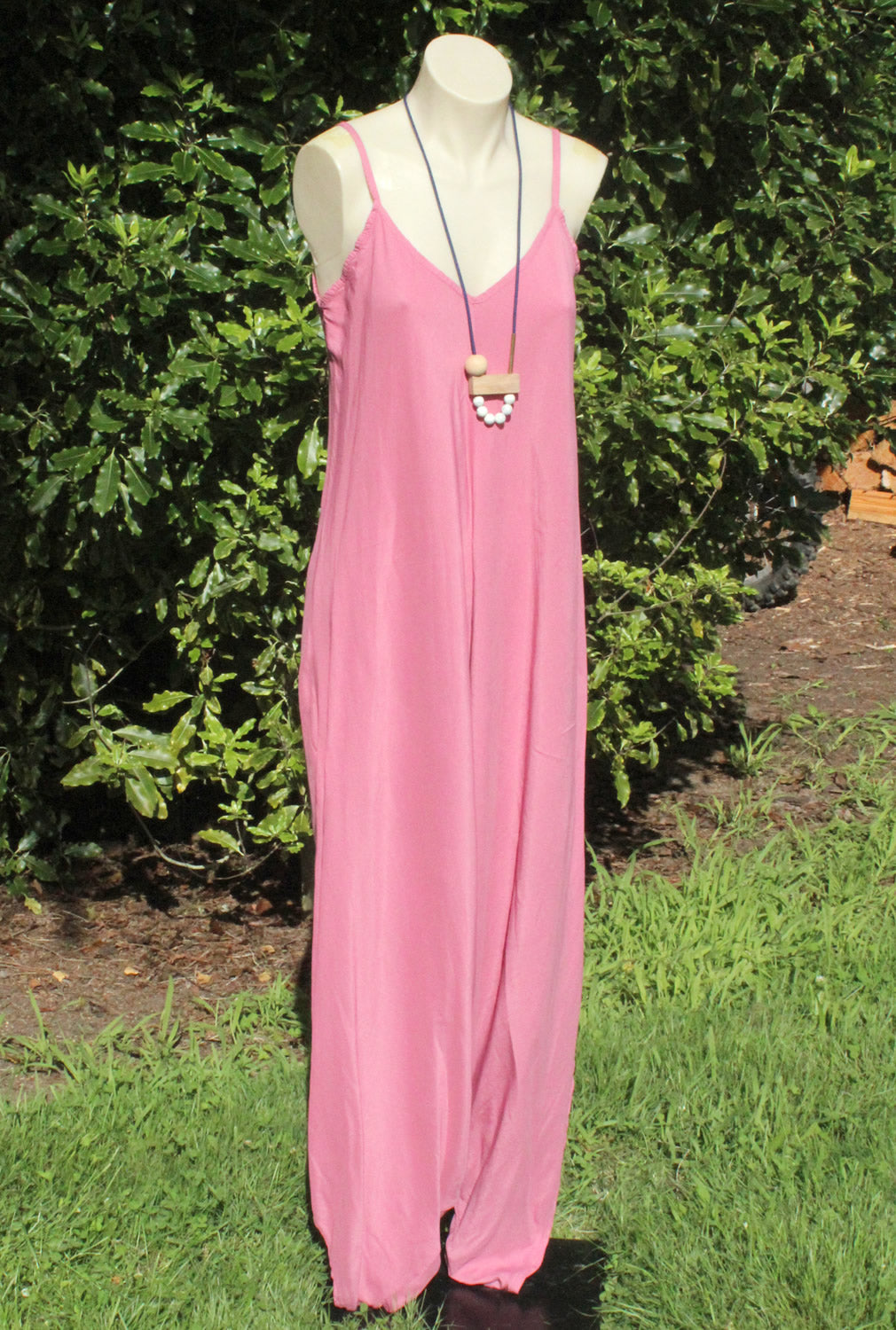 Lilly the Pink Jumpsuit