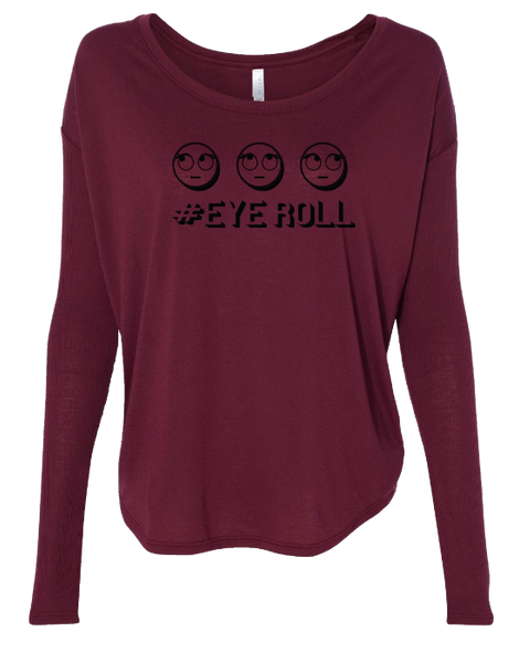 Eye Roll Long Sleeve
