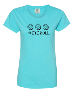 Eye Roll Short Sleeve