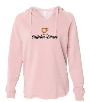 I Run on Caffeine & Chaos Sweatshirt
