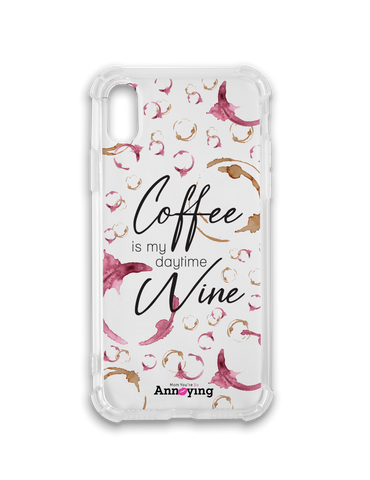 Coffee is my Daytime Wine Phone Case