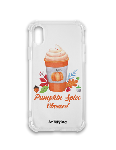Pumpkin Spice Obsessed Phone Case