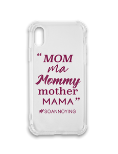 Mom Ma Mommy Mother MAMA Phone Case